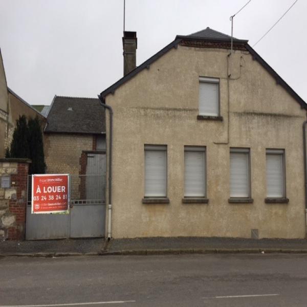 Offres de location Maison de village Lor 02190