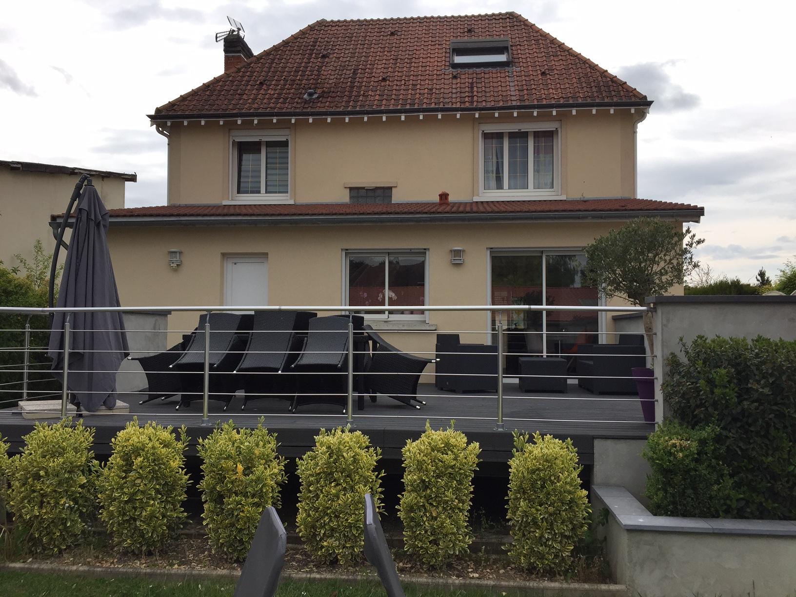 Annonce vente maison sault l s rethel 08300 175 m for 08300 rethel