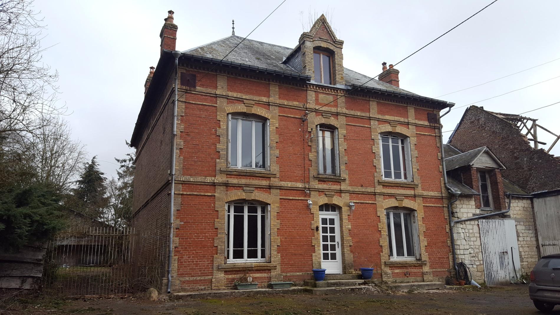 Annonce vente maison saint quentin le petit 08220 218 for Maison de l emploi saint quentin